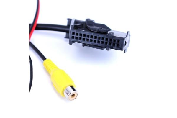 Adaptér pro připojení couvací kamery pro rádia VW / Škoda / Seat - RNS / RCD