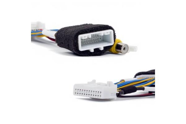 Kabelový adaptér pro připojení couvací kamery k monitoru Toyota Touch 2 / Entune / Link