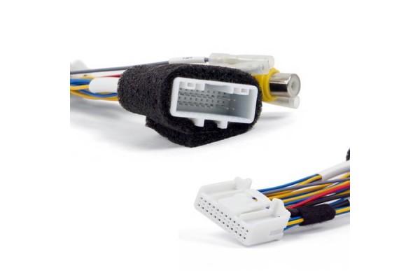 Kabelový adaptér pro připojení couvací kamery k monitoru pro Renault, Dacia a Opel