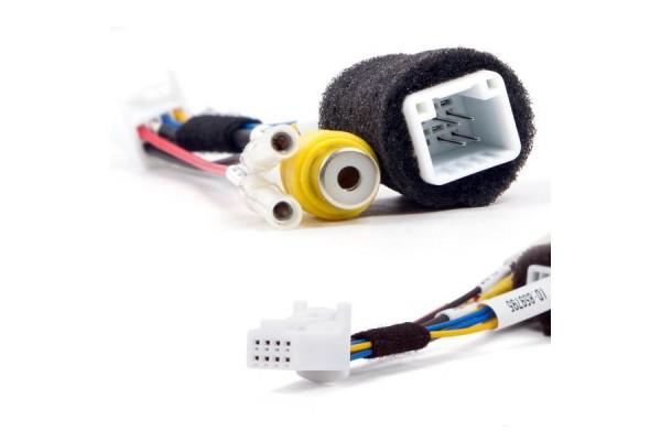 Kabelový adaptér pro couvací kameru k monitoru Toyota Aygo, Peugeot 108, Citroen C1