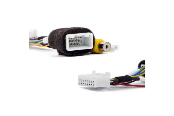 Kabelový adaptér pro připojení couvací kamery k monitoru Toyota a Subaru