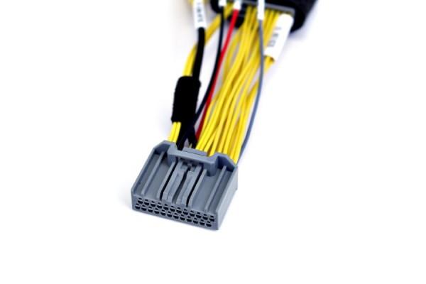 """Kabelový adaptér pro propojení couvací kamery k monitoru Honda 8 """"i-MID"""