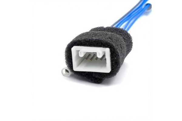 Kabelový adaptér pro připojení couvací kamery k monitoru Toyota MFD GEN5 a GEN6 s navigací