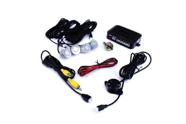 Parkovací senzory s propojením na monitor