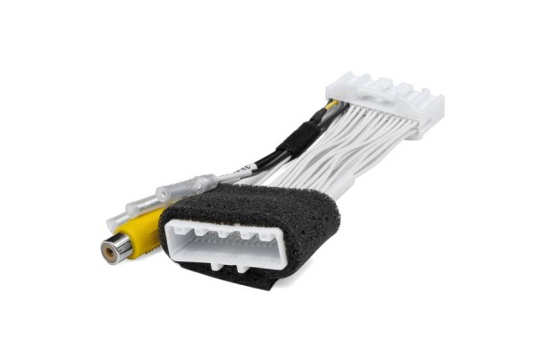 Kabelový adaptér pro připojení couvací kamery k monitoru Nissan