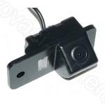 Couvací kamera ve světle SPZ pro Audi A3, A4, A6, A7, A8, Q7