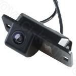 Couvací kamera ve světle SPZ pro BMW řada 1, 3, 5, 6, 7, X5, X6