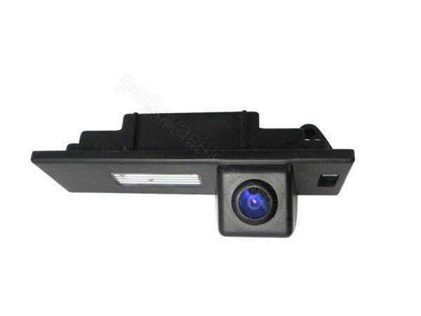 Couvací kamera ve světle SPZ pro BMW řady 6, 1, i30, z4