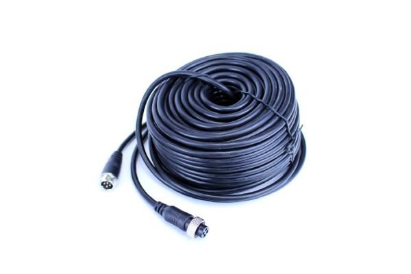 Prodlužovací 4-pinový kabel stíněný samec / samice