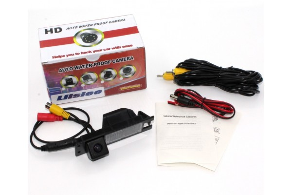 Couvací kamera  Fiat Bravo 2, Palio, Tipo, Grande Punto