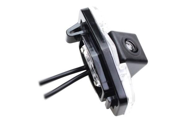 Couvací kamera Honda Accord, Civic zabudovaná v osvětlení SPZ, 1998, 1999, 2000, 2001, 2002, 2003, 2004, 2005, 2006, 2007, 2008, 2009, 2010, 2011