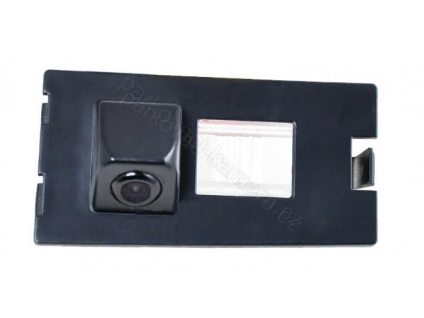 Jeep couvací kamera - model 1