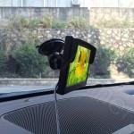 Stojanový monitor do auta 5