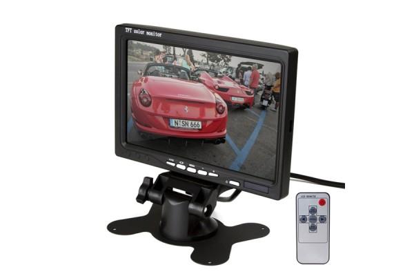 Stojanový monitor do auta 7″