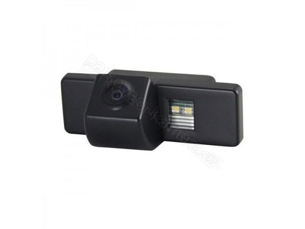Peugeot couvací kamera - model 2