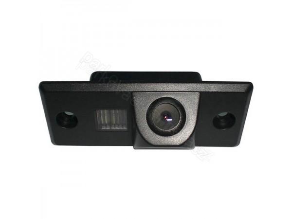 Škoda Fabia, Superb a Yeti couvací kamera ve světle SPZ