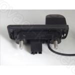 Škoda Fabia, Roomster couvací kamera v rukojeti kufru