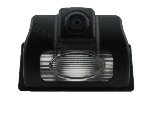 Suzuki couvací kamera - model 1