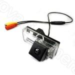 Couvací kamera Toyota Land Cruiser 100, Land Cruiser 120, Land Cruiser 200 s kvalitní optikou a dynamickými trajektoriemi