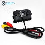 Parkovací kamera s parkovacími senzory pro osobní vozidla, dodávky, karavany a mikrobusy