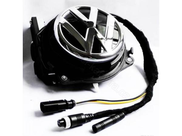 Couvací kamera VW v logu kufra