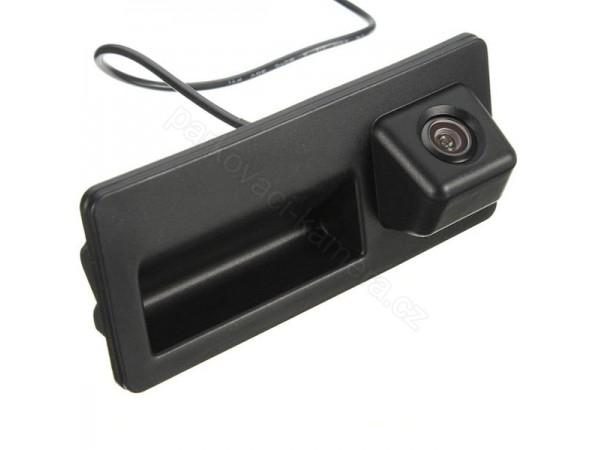 Volkswagen couvací kamera - rukojet kufru model 1