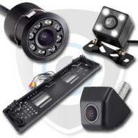 Univerzální kamery pro osobní auta