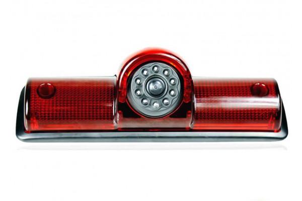 Couvací kamera v brzdovém světle pro karavany a dodávky