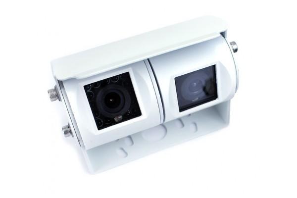 Parkovací kamera VESTYS DUO se dvěma optikami