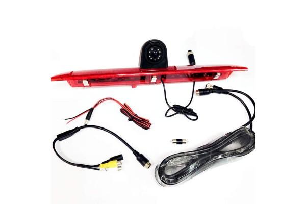 Couvací kamera Ford Transit v brzdovém světle