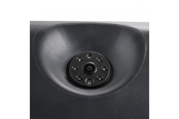 Couvací kamera Iveco Daily 6 generace v třetím brzdovém světle