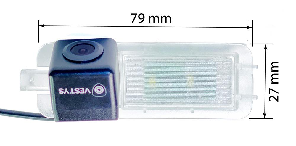rozmery Jeep Compass couvací kamera
