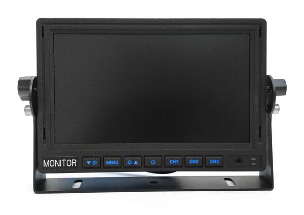 monitor ahd 7 palců podsvícení