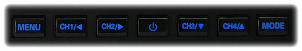 monitor ahd 7 quad palců podsvícení